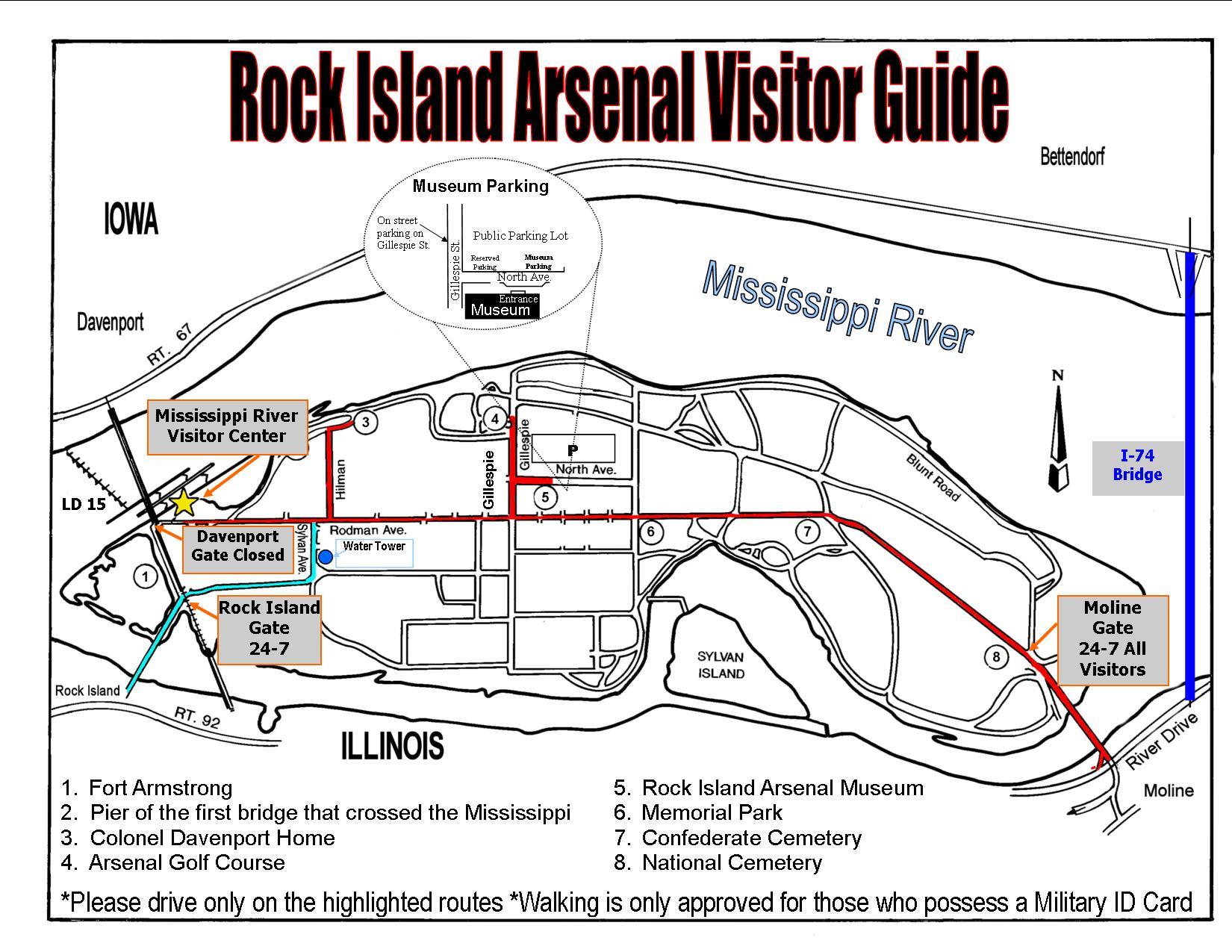 Usace Rock Island Il